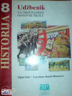 HISTORIJA za 8. razred OSNOVNE škole