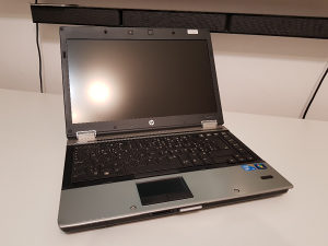 "HP EliteBook 14"" 8440p i5/4GB/250GB/Quadro 3100M/bat.~2"