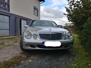 Mercedes E220 w211