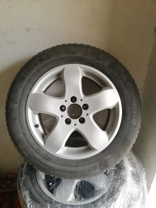 Mercedes feluge i gume 16'