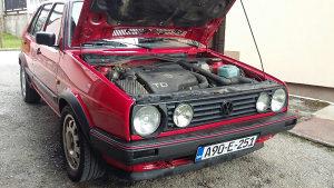 Golf 2 1.9 TDI 81kw (GTI-TDI)