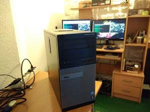 GAMING i5 treca/8 GB RAM/1 GB DDR 5