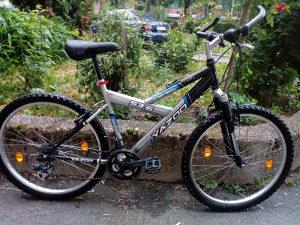 Yazoo bike shimano combo