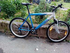Raleigh bike shimano