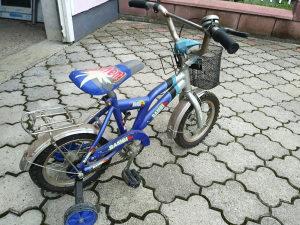 Bicikl sa pomoćnim točkovima
