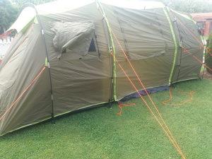 Sator za kampovanje