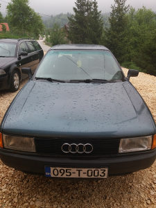 Audi 80 jaje benzin plin