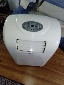Pokretna klima za hlađenje sa daljinskim malo korištena
