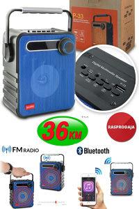 Bluetooth FM zvucnik