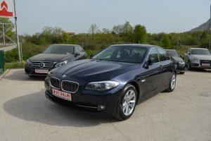 BMW 525 D F10 Sportpaket 218 KS Parktronic FULL