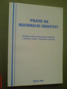 Pravo na nacionalni identitet
