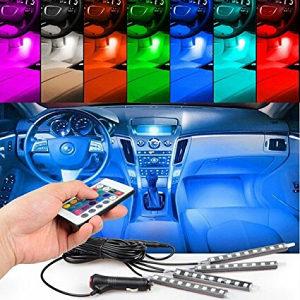 Auto LED unutrašnja svjetla / osvjetljenje