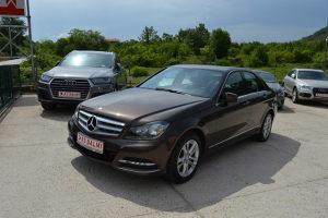 Mercedes C220 CDI 170 KS Avantgarde FACELIFT FULL