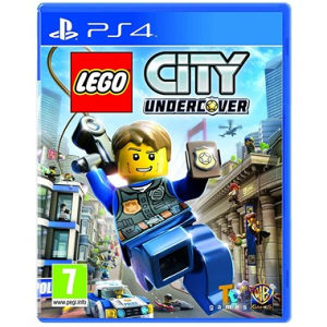Lego City Undercover PS4 - 3D BOX - BANJA LUKA