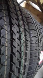 285/60 R18 Bridgestone D684