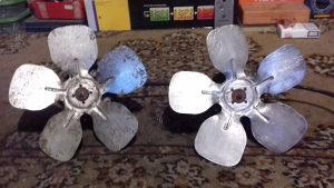 Ventilator monofazni za Ledomate ITD