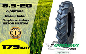 8.3-20 Gume za traktor