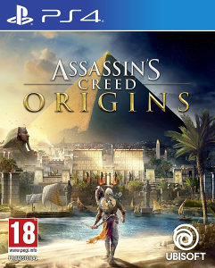 Assassin's Creed Origins (PlayStation 4 PS4)
