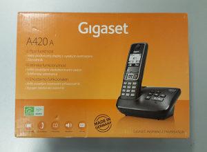 BEŽIČNI TELEFON: Gigaset A420 A