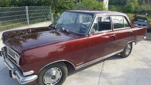 """Opel Rekord Olympia """"B"""" 1966 god"""