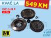 Komplet set kvačila LuK Golf 5 1.9 TDI
