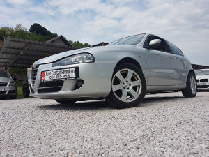 ALFA ROMEO 147 1.9 JTD FACELIFT 2008GOD