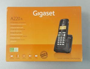 BEŽIČNI TELEFON: Gigaset A220A