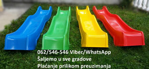 Tobogan 062/546-546 BESPLATNA DOSTAVA