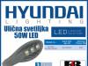 Ulična LED svetiljka/rasvjeta 50W