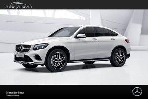 Mercedes GLC 250 d Coupe 4MATIC