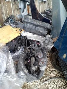 Mercedes A klasa MOTOR 1.4 benzin