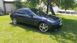 BMW 530d 2006g. 170kW