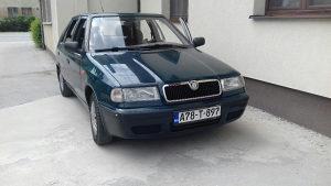 Škoda Felicia Benzin+Plin