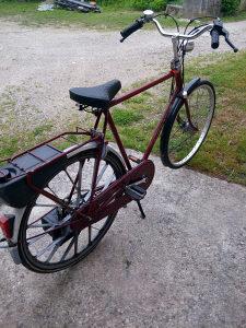 Biciklo sa pomoćnim motorom