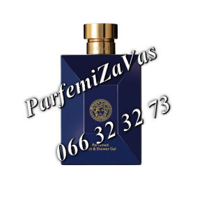 Versace Pour Homme Dylan Blue 100ml Shower Gel M 100 ml
