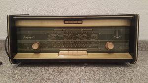 Stari radio / muzička linija