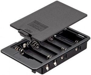 Kuciste za (baterije) 6 baterija AA 1.5V (19230)