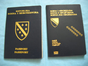 Pasoš - 2 komada