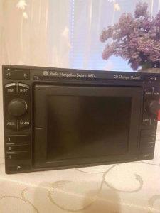 VW MFD Radio Navigacija Golf 4,Passat 5
