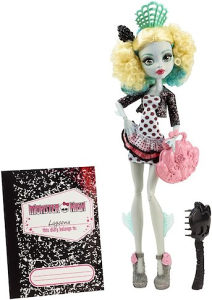Monster High lutke