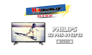 "Philips LED TV 32"" HD Ready PHS4112 Ultra tanki TV"