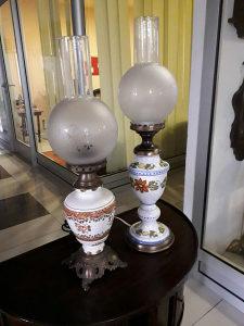 Lampe keramika