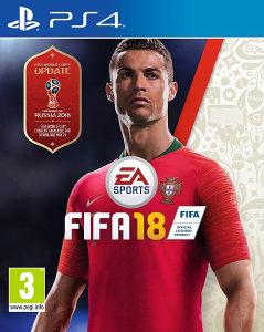 FIFA 18 PS4 + DLC WORLD CUP RUSSIA + GRATIS HIT IGRE