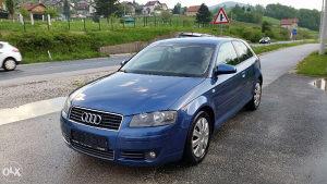 Audi A3,,2.0 TDI 103 KW,,ODLICNO STANJE