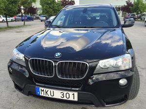 BMW X3 20d X Drive 4x4 Sportpaket Exclusive 2012 god