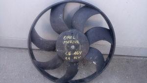 Ventilator hladnjaka Opel Meriva 1.6 16ventila