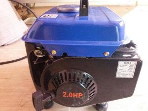 Generator , agregat benzin 4L