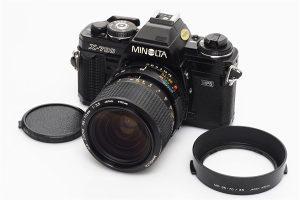 Analogni fotoaparat Minolta X-700 MPS