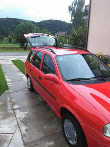 Opel Corsa 1.7D