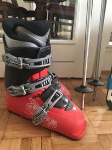 Komplet djecije skije